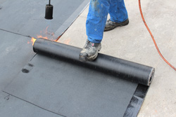 Residential and commercial flat roofs in PA